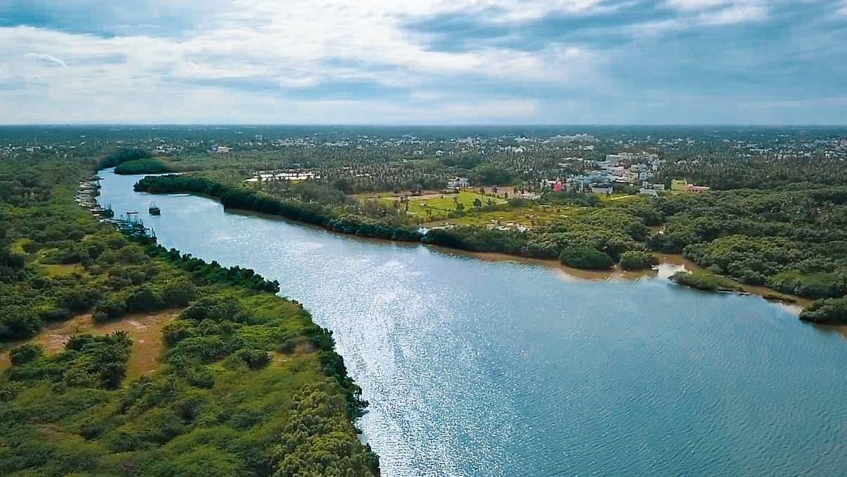 Pondicherry Harbour