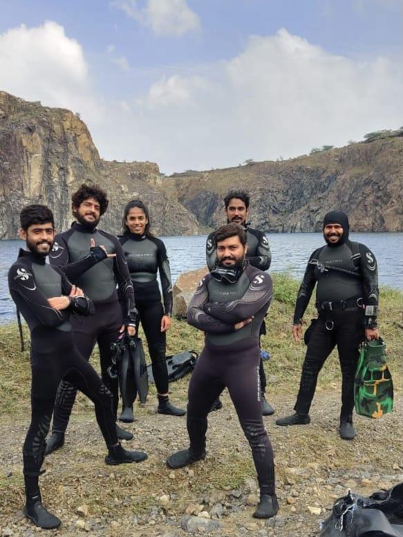 dive gear